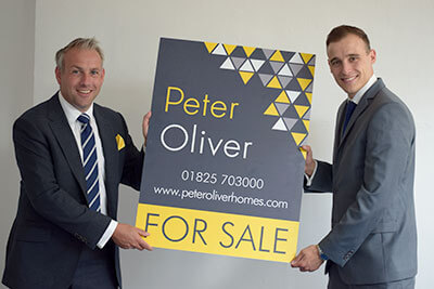 Peter Oliver Homes in Uckfield